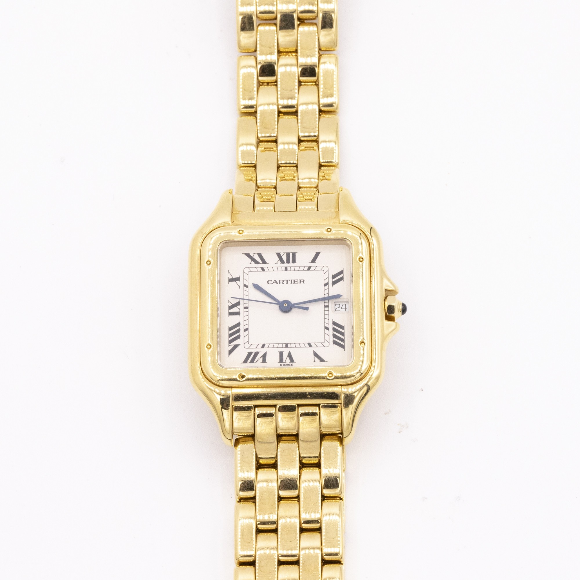 CARTIER PANTHERE MEDIUM QUARTZ